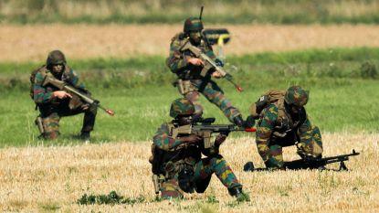Raket Belgisch leger gaat per ongeluk af in Bertrix: vier militairen gewond, waarvan één ernstig