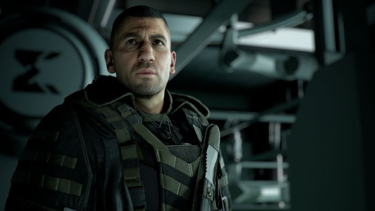 Acteur Jon Bernthal in Ghost Recon: Breakpoint