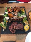 Chef's plateau bij restaurant De Botanist in Breda