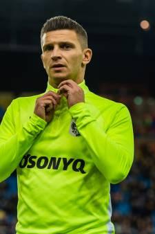 Feyenoord klopt toch weer aan bij Bryan Linssen