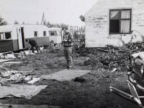 50 jaar na de windhoos in Chaam: Het was een mooie zomerse dag...