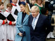 Boris Johnson is weer vader geworden, twee weken na ontslag uit ziekenhuis