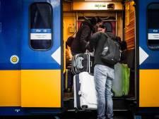 Geen treinen door verstoringen