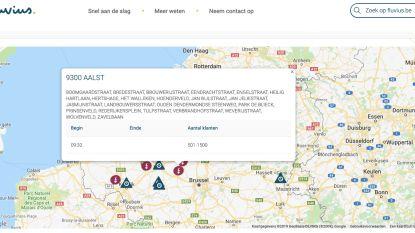 Stroompanne in de buurt van stadion Eendracht Aalst: 500 tot 1.500 huizen getroffen