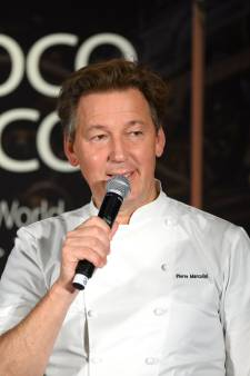 """Pierre Marcolini élu """"meilleur pâtissier du monde"""""""