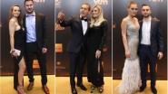 De Oscars van de WAG's: deze voetbalvrouwen werden gelauwerd op de rode loper