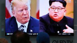 """""""Amerikaanse medewerkers in Noord-Korea voor gesprekken mogelijke top"""""""
