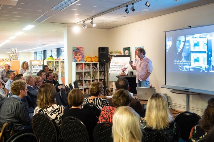 Ondernemer Xander Koppelmans vertelt over zijn ervaringen met cybercrime.