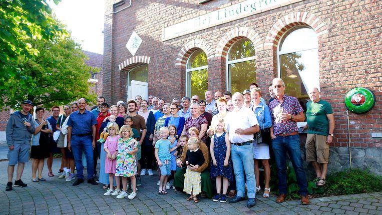 De Vrienden van het Lindegroen organiseerden opnieuw een brunch in zaal Lindegroen in Buizingen om de vrijwilligers te bedanken.