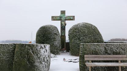 Calvarie op kerkhof in Asse wordt beschermd monument