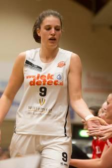 Basketbal-international Rowie Jongeling vertrekt uit Bemmel