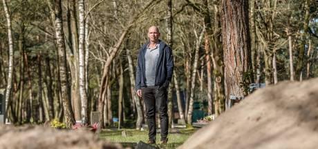Drukte op de islamitische begraafplaats: 'Maar de ergste piek moet nog komen'