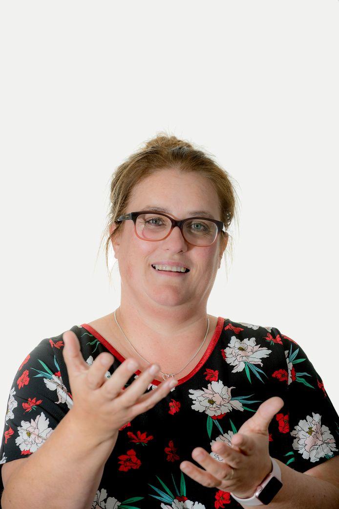 Anne Strik.