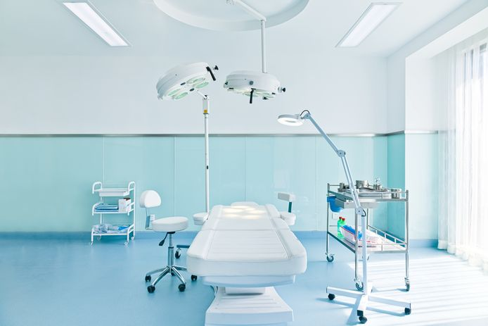 Operatiekamer, beeld ter illustratie.