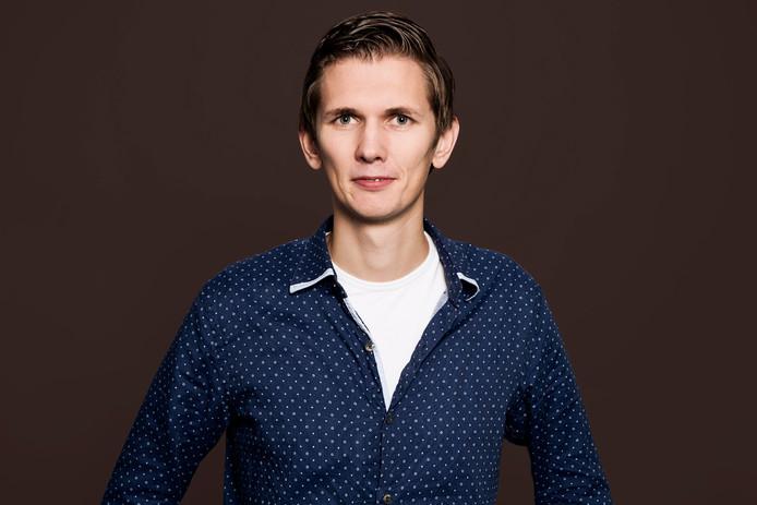 Amazon-expert Gerwin Klooster uit Epe.