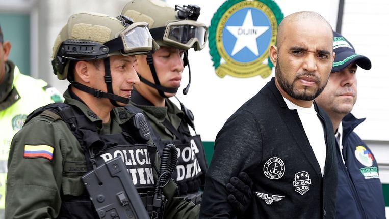 De Peruaanse drugsbaron Gerson Galvez. Beeld AP