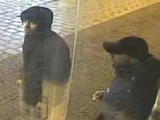 Drie inbrekers juwelier Koningstraat in Arnhem goed in beeld