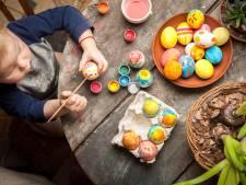 Gezocht: jonge kunstenaars in de dop. Versier een paasei voor iemand die het verdient!