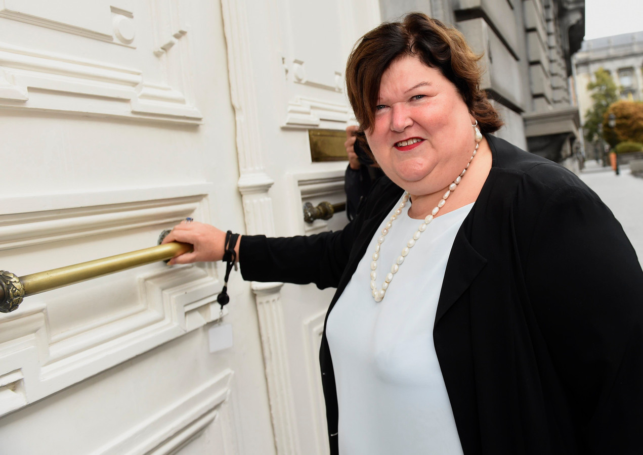 Maggie De Block, ministre des Affaires sociales.
