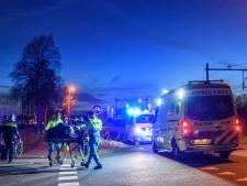 Vrouw op scooter geschept door auto in Etten-Leur
