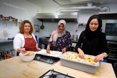 SP en PvdA: succesvolle praktijkschool  Wereldkoks verdient meer steun
