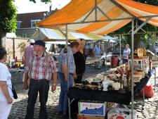 Laatste kans voor antiekmarkt op Middelburgse Vismarkt