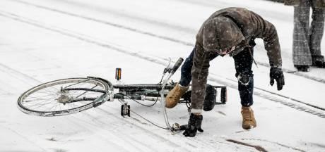 Heel het land krijgt vandaag te maken met sneeuw en gladheid