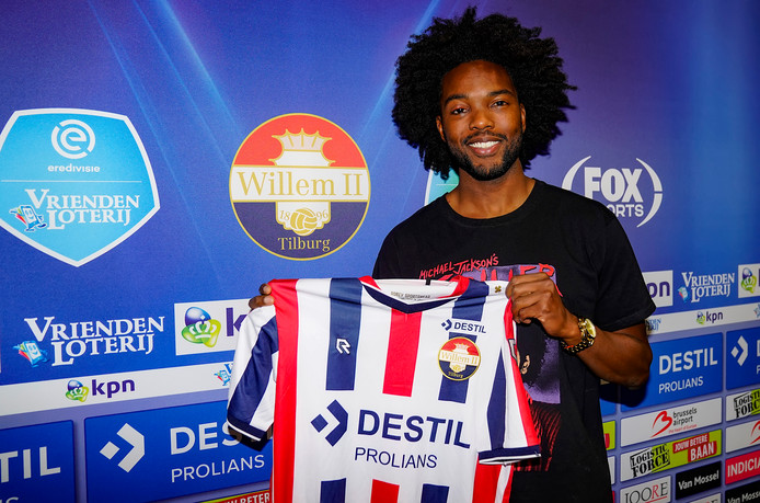new signing *Miquel Nelom* of Willem II