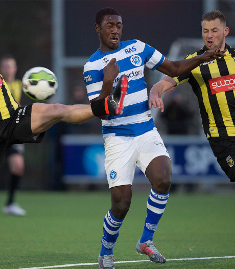 Jong De Graafschap stunt tegen Vitesse