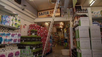 Inbraak via dak in supermarkt Spar-De Loor in Massemen: dader opgeschrikt door telefoon en blaffende honden