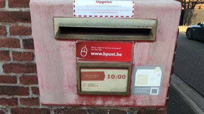 Eén postbus minder in Dilsen-Stokkem