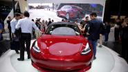 Tesla krijgt opdonder op de beurs na tegenvallende productiecijfers