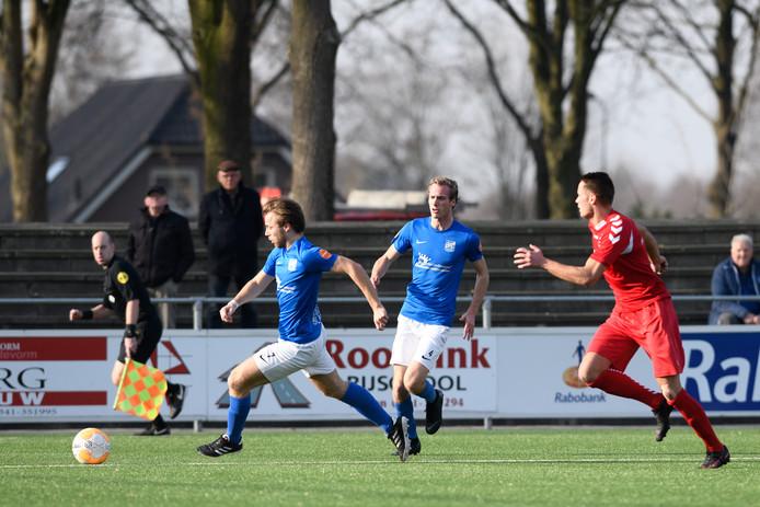 SDC Putten en WHC troffen elkaar vorig seizoen nog in de hoofdklasse. Nu spelen ze zaterdag in Wezep tegen elkaar in het bekertoernooi.