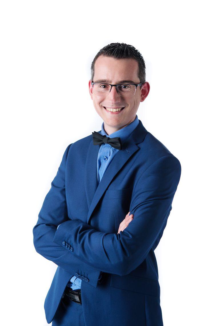 Stijn Van Hamme van Vlaams Belang Assenede.