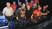Party DJ Wim op Weert On Fire