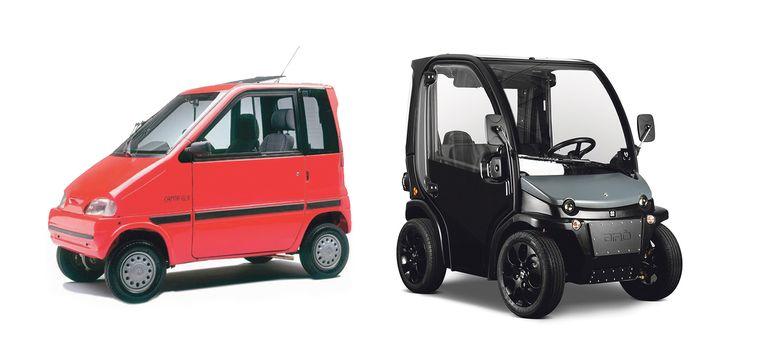 Canta's (de rode auto) en andere gesloten gehandicaptenvoertuigen zijn onder Europese regels vrijgesteld. Zij mogen dus zonder toelatingsprocedure de weg op. Heel andere eisen zijn er voor lichte vierwielers (de zwarte auto) en andere brommobielen: voor zulke voertuigen is gedetailleerd vastgelegd hoe de eisen moeten worden getoetst. Beeld