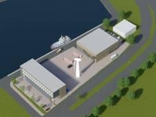 Gould toont plannen voor nieuwe dienstverleningsbasis voor windparken in Vlissingen