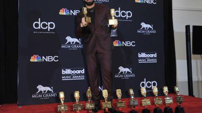 Drake domineert Billboard Awards