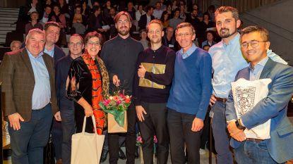 Utopia ontving Provinciale Architectuurprijs