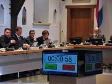 Gemeenteraad van Dordrecht maakt kennis met de aftelklok: 'Dit is absurd'
