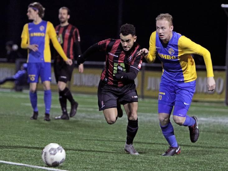 OJC Rosmalen haalt uit tegen rood Blauw Geel'38