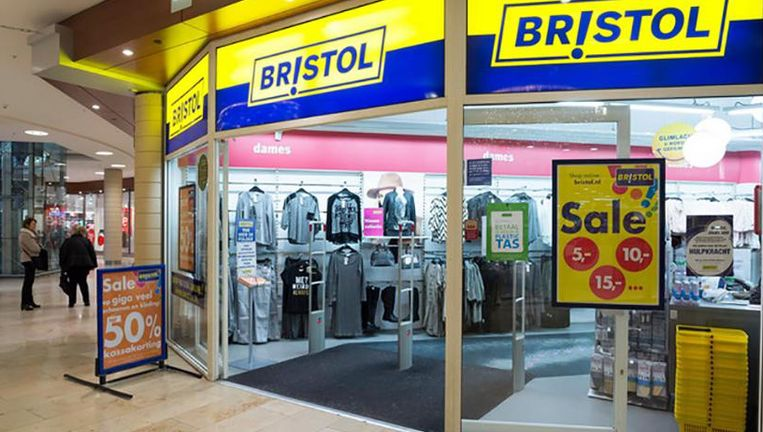 Euro Shoe heeft in Nederland al een kledingketen met de naam Bristol.