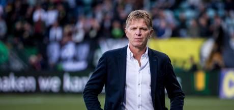Groenendijk waarschuwt voor FC Groningen: 'We moeten alert zijn'