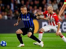 Inter zonder Nainggolan tegen PSV