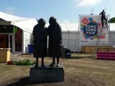 'Indische Tantes' eerste bezoekers Tong Tong Fair