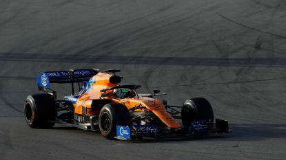 19-jarige opvolger Stoffel Vandoorne is de snelste op vijfde testdag in Barcelona