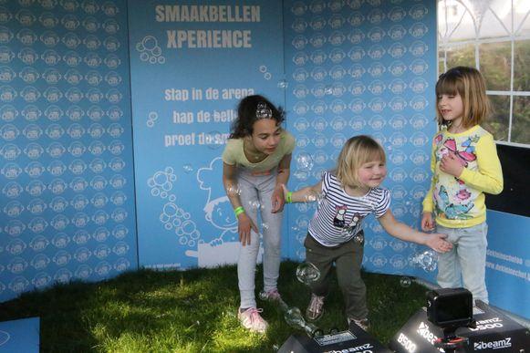De kinderhoogdag in Zoutleeuw.