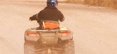 Geldstraf voor automobilist na botsing met scheurende quadrijder (60) die daarbij omkwam