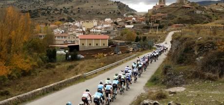 Het peloton verlaat Baskenland, kansen voor sprinters in Ejea de los Caballeros