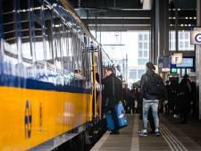 Treinstoring op HSL-traject tussen Rotterdam en Breda